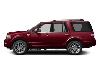 Ruby Red Metallic Tinted Clearcoat 2016 Ford Expedition Pictures Expedition Utility 4D King Ranch 4WD V6 Turbo photos side view