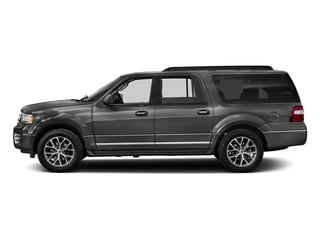 Magnetic Metallic 2016 Ford Expedition EL Pictures Expedition EL Utility 4D XLT 2WD V6 Turbo photos side view