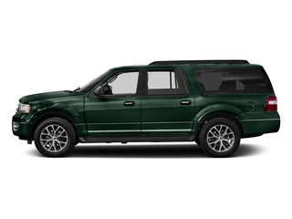 Green Gem Metallic 2016 Ford Expedition EL Pictures Expedition EL Utility 4D XLT 2WD V6 Turbo photos side view