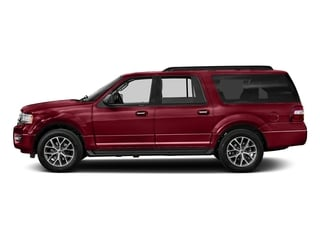Ruby Red Metallic Tinted Clearcoat 2016 Ford Expedition EL Pictures Expedition EL Utility 4D XLT 2WD V6 Turbo photos side view