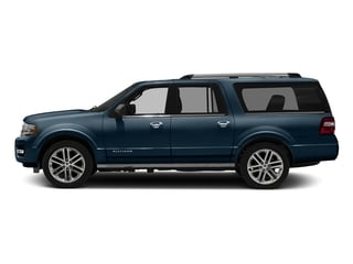 Blue Jeans Metallic 2016 Ford Expedition EL Pictures Expedition EL Utility 4D Platinum 4WD V6 Turbo photos side view