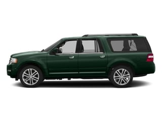 Green Gem Metallic 2016 Ford Expedition EL Pictures Expedition EL Utility 4D Limited 4WD V6 Turbo photos side view