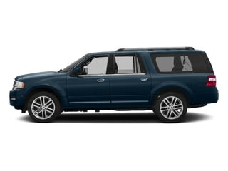 Blue Jeans Metallic 2016 Ford Expedition EL Pictures Expedition EL Utility 4D Limited 4WD V6 Turbo photos side view