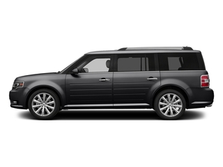 Shadow Black 2016 Ford Flex Pictures Flex Wagon 4D Limited AWD photos side view
