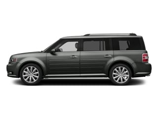 Magnetic Metallic 2016 Ford Flex Pictures Flex Wagon 4D Limited AWD photos side view