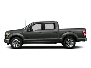 Magnetic Metallic 2016 Ford F-150 Pictures F-150 Crew Cab XLT 2WD photos side view