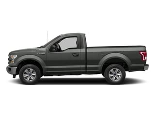 Magnetic Metallic 2016 Ford F-150 Pictures F-150 Regular Cab XLT 2WD photos side view