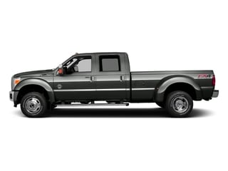 Magnetic Metallic 2016 Ford Super Duty F-350 DRW Pictures Super Duty F-350 DRW Crew Cab XL 2WD photos side view