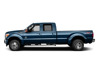 Blue Jeans Metallic 2016 Ford Super Duty F-350 DRW Pictures Super Duty F-350 DRW Crew Cab XL 2WD photos side view