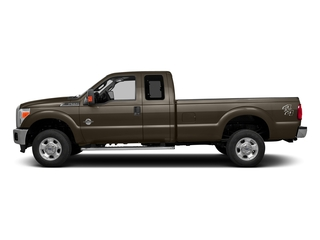 Caribou Metallic 2016 Ford Super Duty F-350 DRW Pictures Super Duty F-350 DRW Supercab XLT 2WD photos side view
