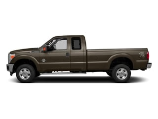 Caribou Metallic 2016 Ford Super Duty F-350 DRW Pictures Super Duty F-350 DRW Supercab XLT 4WD photos side view