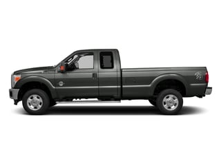 Magnetic Metallic 2016 Ford Super Duty F-350 DRW Pictures Super Duty F-350 DRW Supercab XLT 2WD photos side view