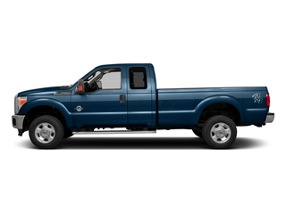 Blue Jeans Metallic 2016 Ford Super Duty F-350 DRW Pictures Super Duty F-350 DRW Supercab XLT 2WD photos side view
