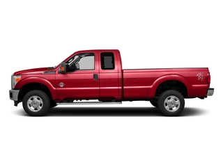 Race Red 2016 Ford Super Duty F-350 DRW Pictures Super Duty F-350 DRW Supercab XLT 4WD photos side view