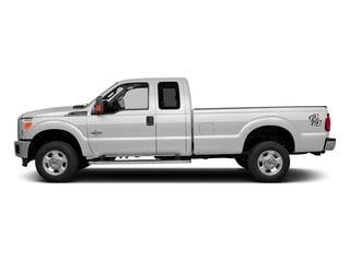 Oxford White 2016 Ford Super Duty F-350 DRW Pictures Super Duty F-350 DRW Supercab XLT 4WD photos side view