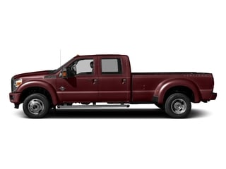 Bronze Fire Metallic 2016 Ford Super Duty F-450 DRW Pictures Super Duty F-450 DRW Crew Cab Platinum 4WD T-Diesel photos side view