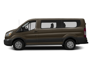 Caribou Metallic 2016 Ford Transit Wagon Pictures Transit Wagon Passenger Van XLT Low Roof photos side view