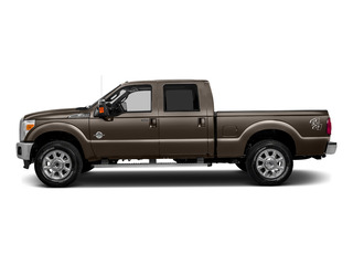 Caribou Metallic 2016 Ford Super Duty F-250 SRW Pictures Super Duty F-250 SRW Crew Cab XL 4WD photos side view