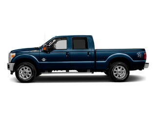 Blue Jeans Metallic 2016 Ford Super Duty F-250 SRW Pictures Super Duty F-250 SRW Crew Cab XL 4WD photos side view