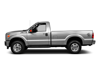 Ingot Silver Metallic 2016 Ford Super Duty F-250 SRW Pictures Super Duty F-250 SRW Regular Cab XL 2WD photos side view