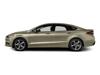Tectonic 2016 Ford Fusion Pictures Fusion Sedan 4D SE EcoBoost 2.0L I4 photos side view