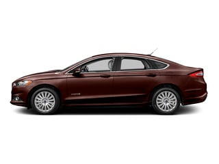 Bronze Fire Metallic Tinted Clearcoat 2016 Ford Fusion Pictures Fusion Sedan 4D S I4 Hybrid photos side view