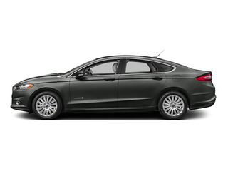 Magnetic 2016 Ford Fusion Pictures Fusion Sedan 4D S I4 Hybrid photos side view