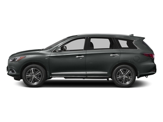 Graphite Shadow 2016 INFINITI QX60 Pictures QX60 Utility 4D AWD V6 photos side view