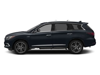 Hermosa Blue 2016 INFINITI QX60 Pictures QX60 Utility 4D Hybrid AWD I4 photos side view