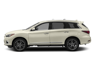 Majestic White 2016 INFINITI QX60 Pictures QX60 Utility 4D Hybrid AWD I4 photos side view