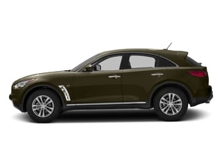 Umbria Twilight 2016 INFINITI QX70 Pictures QX70 Utility 4D AWD V6 photos side view