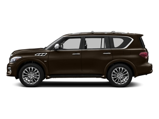 Dakar Bronze 2016 INFINITI QX80 Pictures QX80 Utility 4D Limited AWD V8 photos side view