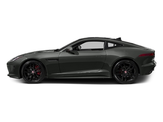 Ammonite Gray Metallic 2016 Jaguar F-TYPE Pictures F-TYPE Coupe 2D S AWD V6 photos side view