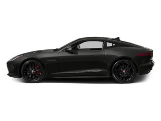 Stratus Gray Metallic 2016 Jaguar F-TYPE Pictures F-TYPE Coupe 2D S V6 photos side view