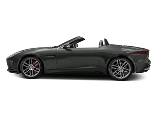 Ammonite Gray Metallic 2016 Jaguar F-TYPE Pictures F-TYPE Convertible 2D R AWD V8 photos side view