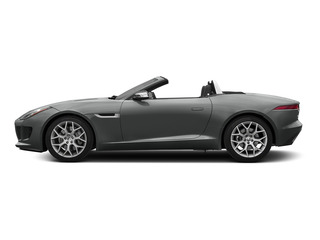 Ammonite Gray Metallic 2016 Jaguar F-TYPE Pictures F-TYPE Convertible 2D V6 photos side view
