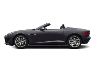 Black Berry 2016 Jaguar F-TYPE Pictures F-TYPE Convertible 2D V6 photos side view
