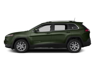 Recon Green Clearcoat 2016 Jeep Cherokee Pictures Cherokee Utility 4D Altitude 2WD photos side view