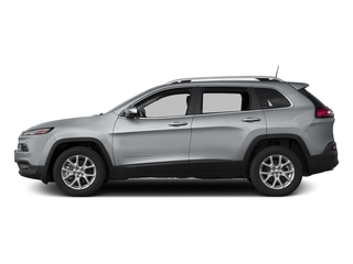 Billet Silver Metallic Clearcoat 2016 Jeep Cherokee Pictures Cherokee Utility 4D Latitude 4WD photos side view