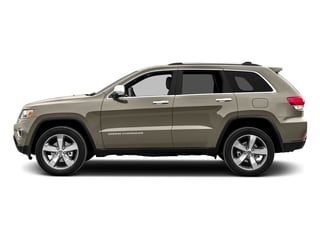 Light Brownstone Pearlcoat 2016 Jeep Grand Cherokee Pictures Grand Cherokee Utility 4D Limited 2WD photos side view