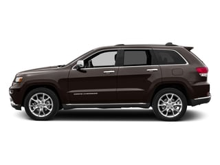 Luxury Brown Pearlcoat 2016 Jeep Grand Cherokee Pictures Grand Cherokee Utility 4D Summit Diesel 2WD photos side view