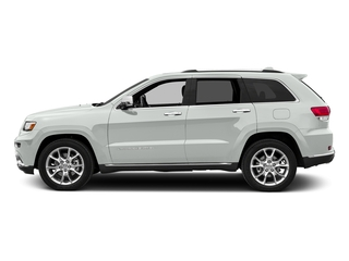 Bright White Clearcoat 2016 Jeep Grand Cherokee Pictures Grand Cherokee Utility 4D Summit Diesel 2WD photos side view