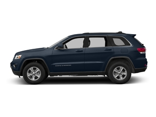 True Blue Pearlcoat 2016 Jeep Grand Cherokee Pictures Grand Cherokee Utility 4D Laredo 2WD photos side view