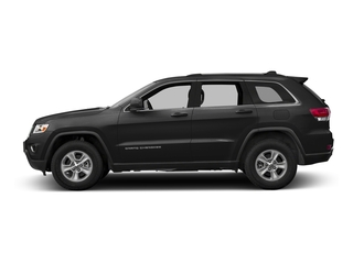 Brilliant Black Crystal Pearlcoat 2016 Jeep Grand Cherokee Pictures Grand Cherokee Utility 4D Laredo 2WD photos side view