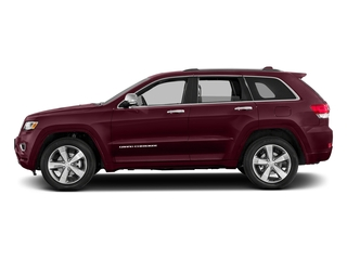 Velvet Red Pearlcoat 2016 Jeep Grand Cherokee Pictures Grand Cherokee Utility 4D Overland Diesel 4WD photos side view