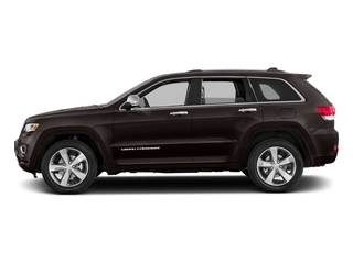 Luxury Brown Pearlcoat 2016 Jeep Grand Cherokee Pictures Grand Cherokee Utility 4D Overland Diesel 4WD photos side view