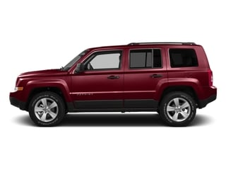 Deep Cherry Red Crystal Pearlcoat 2016 Jeep Patriot Pictures Patriot Utility 4D Latitude 4WD photos side view
