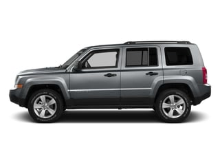 Billet Silver Metallic Clearcoat 2016 Jeep Patriot Pictures Patriot Utility 4D High Altitude 2WD I4 photos side view