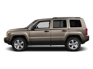 Mojave Sand Clearcoat 2016 Jeep Patriot Pictures Patriot Utility 4D High Altitude 2WD I4 photos side view