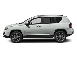 Bright White Clearcoat 2016 Jeep Compass Pictures Compass Utility 4D Sport 2WD photos side view